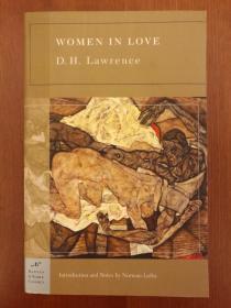 Women in Love (Barnes & Noble Classics)(大32开本)(现货,实拍书影)