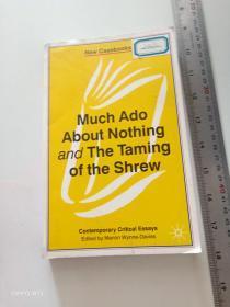 【英文原版】Much Ado About Nothing and The Taming of the Shrew 无事生非与驯悍记