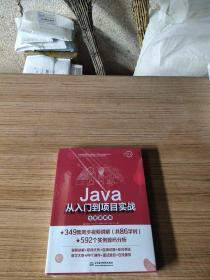Java从入门到项目实战