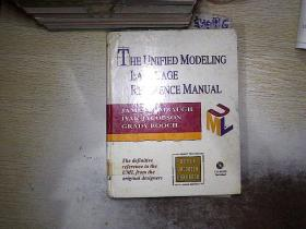 The Unified Modeling Language Reference Manual 统一建模语言参考手册