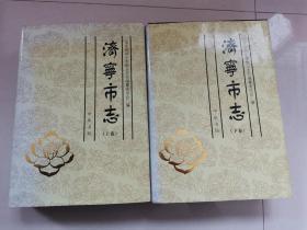 济宁市志(上、下)