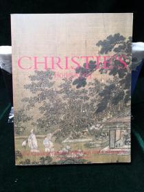 Christie's Hongkong fine classical Chinese paintings and calligraphy 2004 October.31佳士得香港2004年秋拍中国古代书画精品专场图录