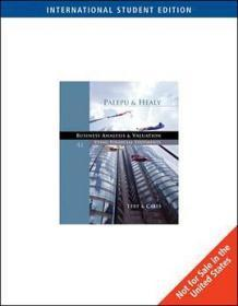 Business Analysis and Valuation 4E