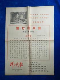 文革小报(10份   合售)