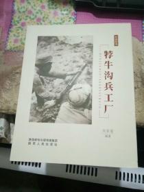 陕西 延安佳县村寨故事《㹀牛沟兵工厂》