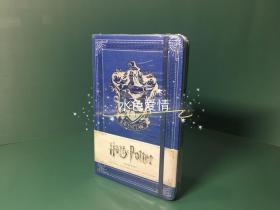 哈利波特拉文克劳美国原版笔记本标准版harry potter ravenclaw