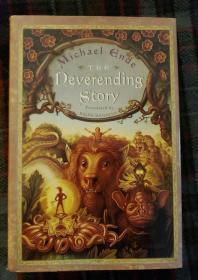 预售永远讲不完的故事世界十大奇幻经典迈克尔恩德 The Neverending Story