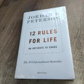 12 Rules for Life:An Antidote to Chaos
