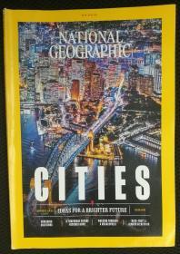 《国家地理》2019.4城市专辑