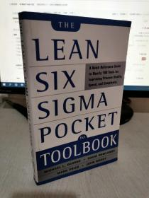 The Lean Six Sigma Pocket Toolbook:A Quick Reference Guide to 100 Tools for Improving Quality and Speed