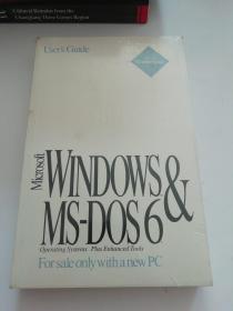 Microsoft Windows & MS-DOS 6