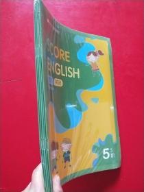 思高英语 新概念英语 5阶S【未拆封5本】