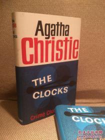 The Clocks(阿加莎·克里斯蒂《怪钟》 复刻经典书衣