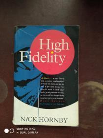 Nick Hornby【英文原版】