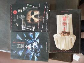 中国十大凶杀案:十宗罪、十宗罪4、十宗罪前传(共3本合售)