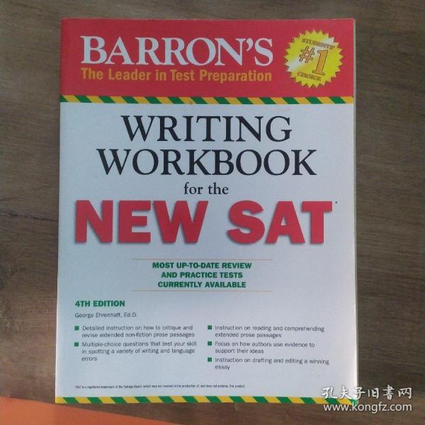 WRITINF WORKBOOK