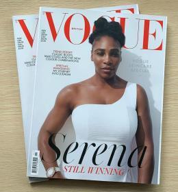 英国版 VOGUE2020年11月 英文女士时尚潮流趋势服装杂志
