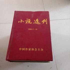 小说选刊2009年7/12期合订本(官方合订本)