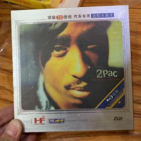 歌曲cd 2pac 2cd 碟类满30元包邮,联系改价