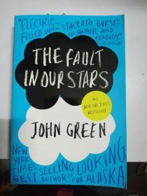 The Fault In Our Stars命运的错/生命中的美好缺憾/无比美妙的痛苦 英文原版