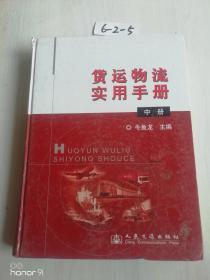 货运物流实册手册 (中册)