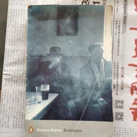 Dubliners 英文原版 大32开
