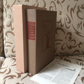 The mill on the floss by George Eliot 艾略特《弗洛斯河上的磨坊》heritage press 出品 书盒与sandglass 俱全