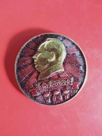 毛主席像章收藏(革命委员会好)