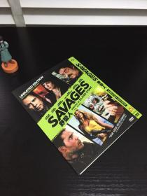 野蛮人(偷天毒贩) DVD 1碟装
