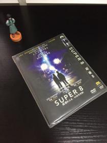 超级8(S8惊世档案) DVD 1碟装