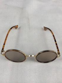 玳瑁水晶石眼镜、品相如图