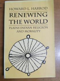 英文原版:RENEWING THE WORLD