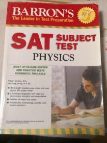 SAT Subject Test Physics (Barron's Sat Subject Test Physics)