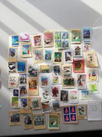 日本邮票55