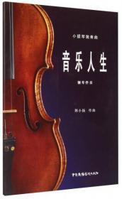 小提琴独奏曲:音乐人生钢琴伴奏
