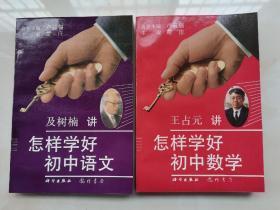 怎样学好初中语文、数学金钥匙丛书