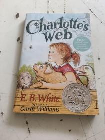 Charlotte's Web 《夏洛的网》【英文原版插图本】