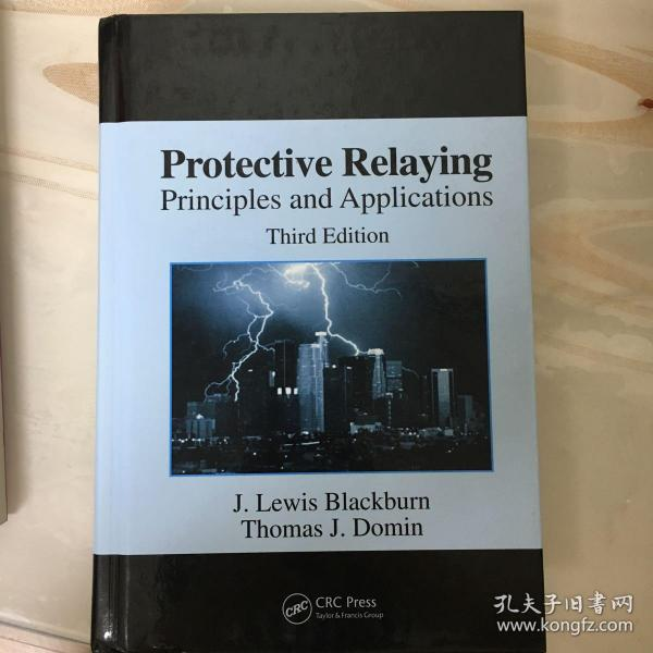 Protective Relaying Principles and Applications继电保护原理与应用 第三版