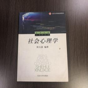 社会心理学——北京大学心理学丛书