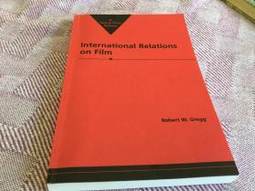International Relations on Film 电影中的国际关系,1998 压膜软精装,九品强,稀少,孔网唯一