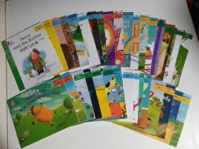 大猫英语分级阅读 34本合售