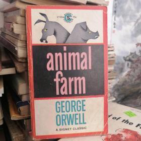 【外文原版 详情见图】 animal farm
