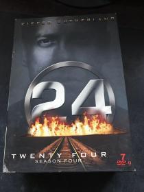 24: TWENT FOUR SEASON FOUR【七碟装】