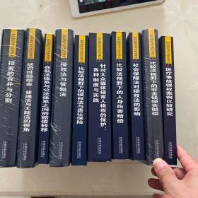 欧洲侵权法与保险法译丛10卷