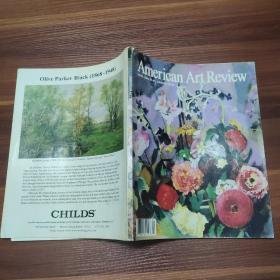 AMERICAN Art Review 美国艺术评论-2000-4--大16开