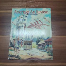 AMERICAN Art Review 美国艺术评论-2001-6--大16开
