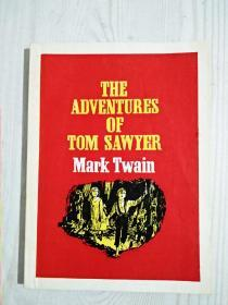 英文原版《托姆索亚历险记》1975年8月   详情见实拍图  内有铅笔译字