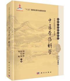国医大师临床研究 天池伤科医学丛书:中医骨伤科学
