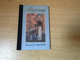 The Song of Songs,Which is Solomon's    《雅歌》,Russell Flint插图, 董桥:老天爷,Eric Gill和Robert Gibbings 和Russell Flint和John Buckland Wright画插图的旧版书跟我没缘我认了。精装