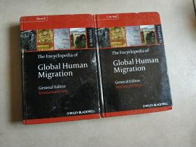the encyclopedia of global human migration VOL.III,V 第3,5 册合售 全球人类迁徙百科全书